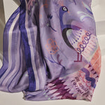 THE DANCE by Esther Goh (Designer Scarf)