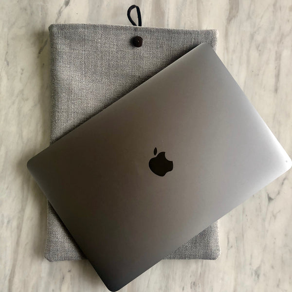 Laptop Sleeve with Thick Inner Lining