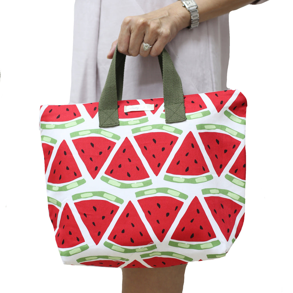 Large Watermelon Lunch Bag