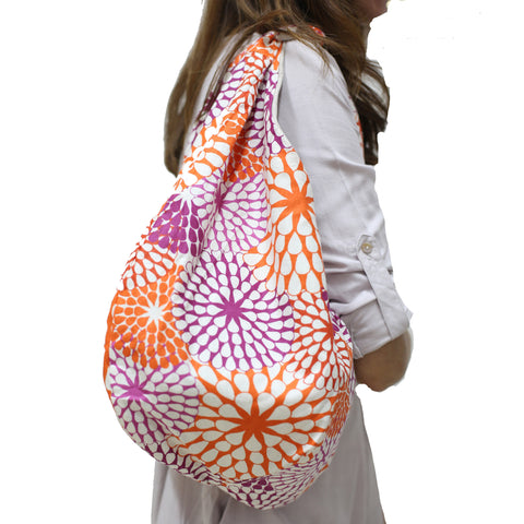 Japanese Chrysanthemum Bag