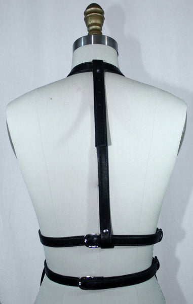 Black Jda Harness