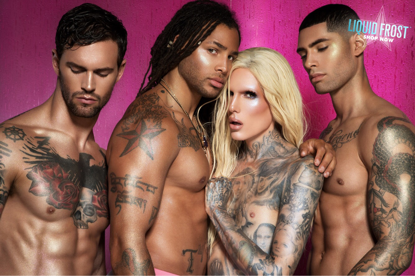 Welcome to Jeffree Star Cosmetics