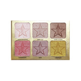 6 jewel toned skin frost highlighters | Image 3