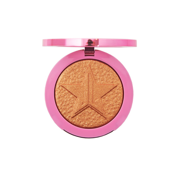 Bronze metallic supreme highlighter