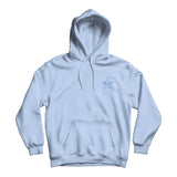 High How Are Ya Baby Blue Hoodie | Image 2