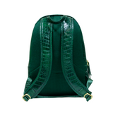 Green Crocodile Backpack | Image 2