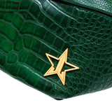 Green Crocodile Cross Body | Image 2