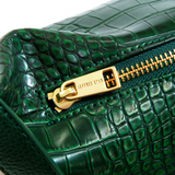 Green Crocodile Cross Body | Image 3