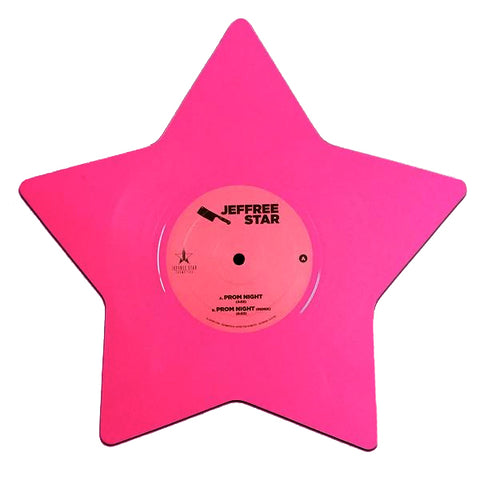 "'Prom Night' 7"" Star-Shaped Vinyl"