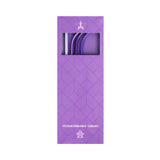 Purple Metal Straw 4-Pack | Image 1