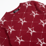 Red Logo Winter Sweater | Image 2