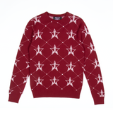 Red Logo Winter Sweater | Image 1
