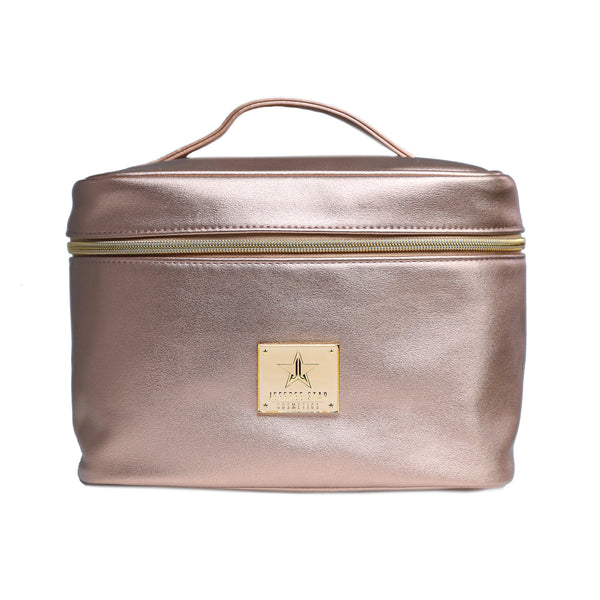 Rose Gold Travel Bag