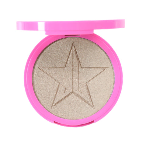 Flawless gold skin frost highlighter