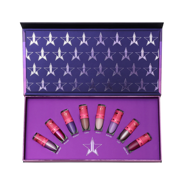 Mini Purple Liquid Lipstick Bundle