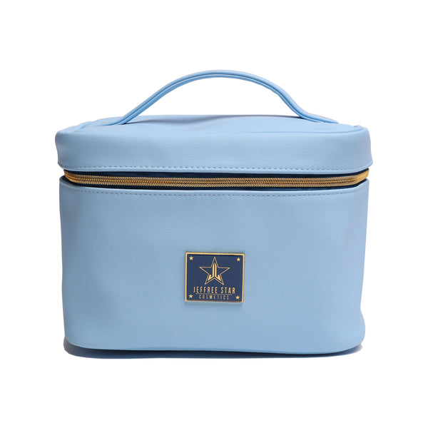 Light Blue Travel Bag