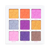 9 shade eye shadow palette, sweet treat colored to compliment the jawbreaker palette. Matte, shimmer and metallic | Image 2