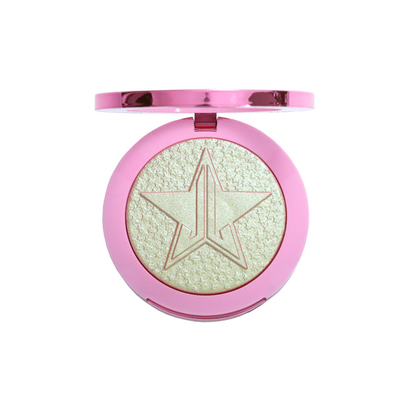 Gold green shift supreme frost highlighter