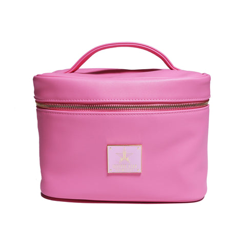 Baby Pink Travel Bag