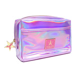 Holographic Pink Makeup Bag | Image 1