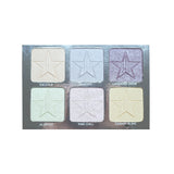 6 pastel icy toned skin frost highlighters | Image 3