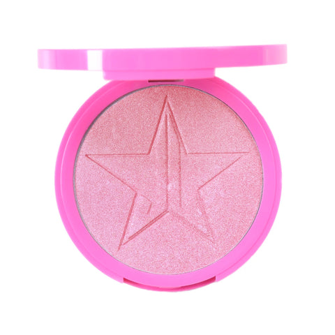 Baby pink skin frost highlighter