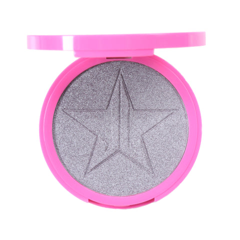 Soft lavender skin frost highlighter