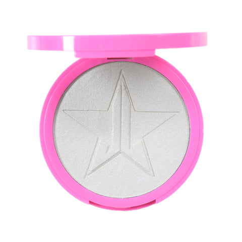 Icy white skin frost highlighter