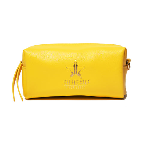 Yellow Accessory Bag
