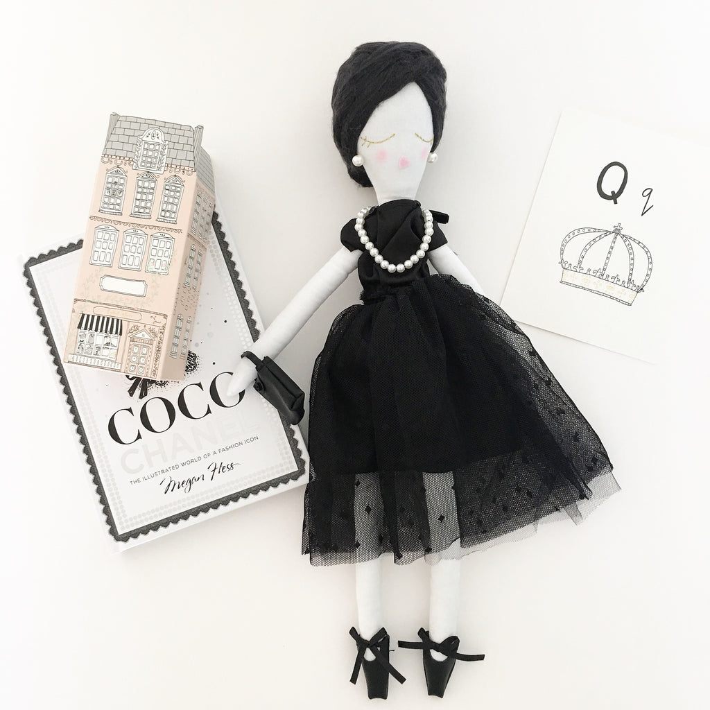 Coco Dolldolls, doll - Gold Frankincense + Myrrh