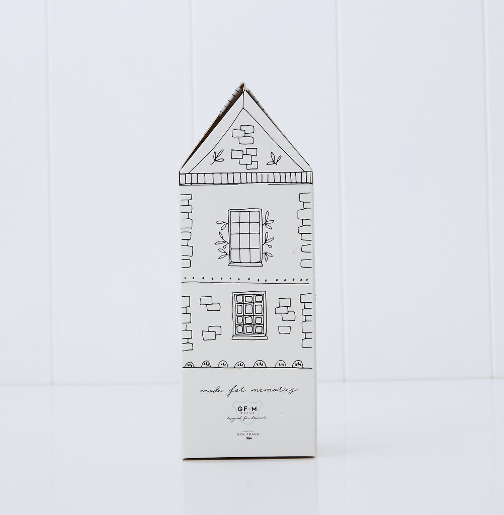 Single House Box - ColourHouse Box - Gold Frankincense + Myrrh