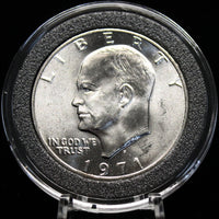Eisenhower First Salute Silver Dollars
