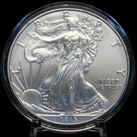 American Silver Eagle First Salute Silver Dollars