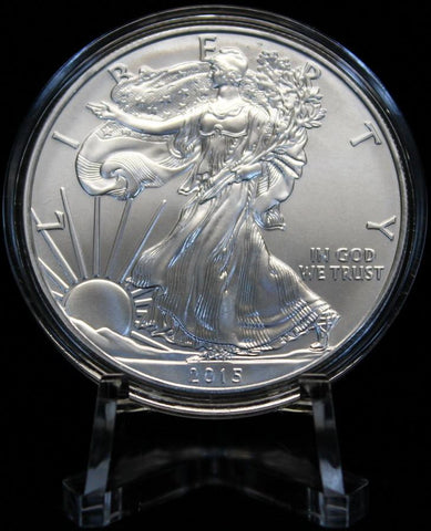 American Silver Eagle First Salute Dollars