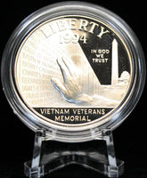 1994 US Veterans Commemorative Three-Coin Proof Set