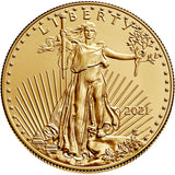 $5 American Gold Eagle 1/10oz