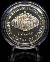 Commemorative Silver Dollars - 1987 United States Constitution Silver Dollar
