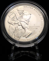Commemorative Silver Dollars - 2011 Medal Of Honor Silver Dollar