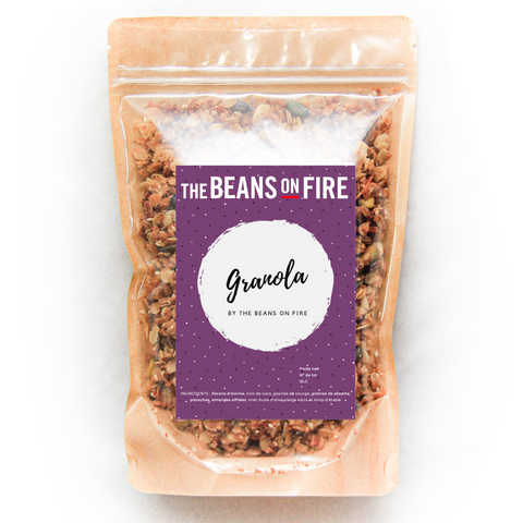 Granola by The Beans on Fire