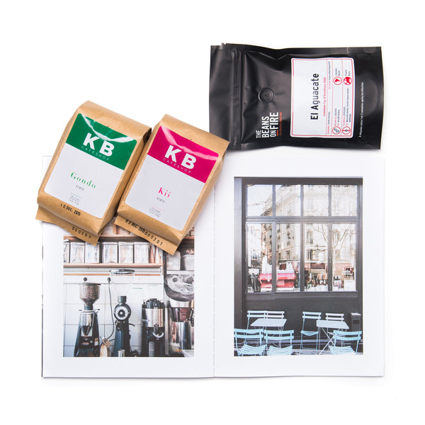 Paris Coffee Revolution - KB special edition
