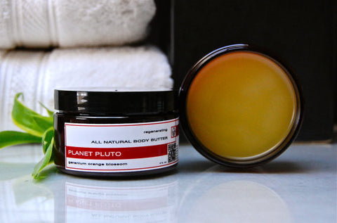 PLANET PLUTO Mango Butter Solid Body Butter