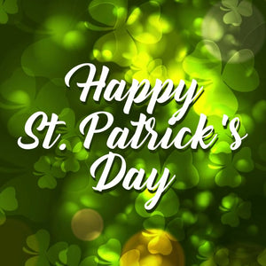 Happy virtual St Patrick's Day!