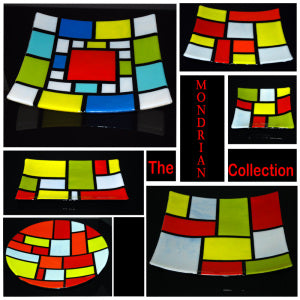 inspired by the art of Piet Mondrian
