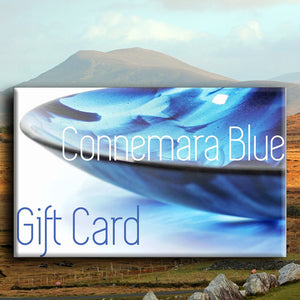 Connemara Blue Gift Voucher