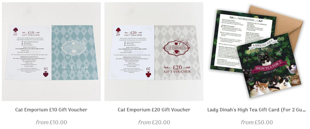 Gift Voucher Giving Guide
