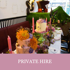 Private hire - Lady Dinah's Cat Cafe