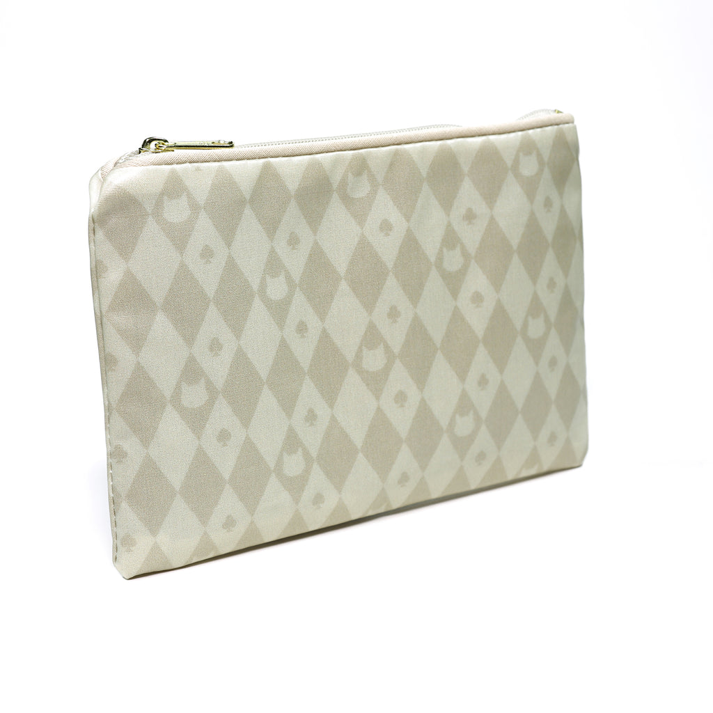 Lady Dinahs Exclusive Cosmetic Bags - cream - small