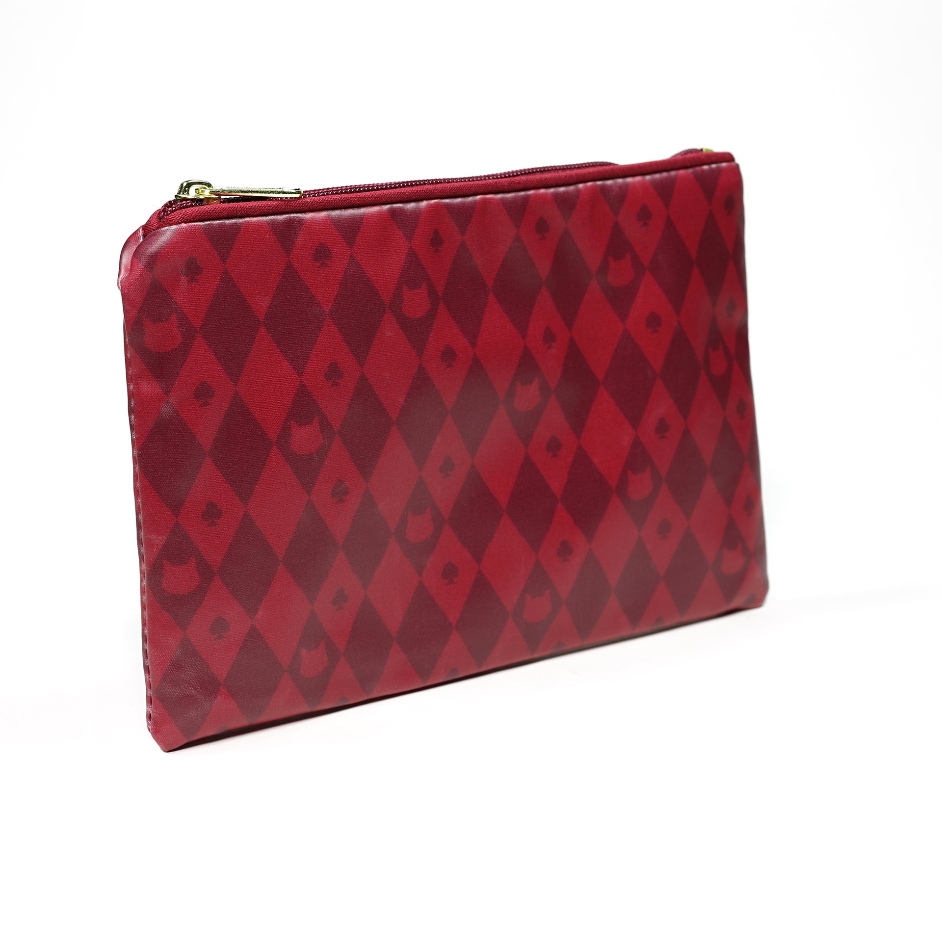 Lady Dinahs Exclusive Cosmetic Bags - burgundy - small