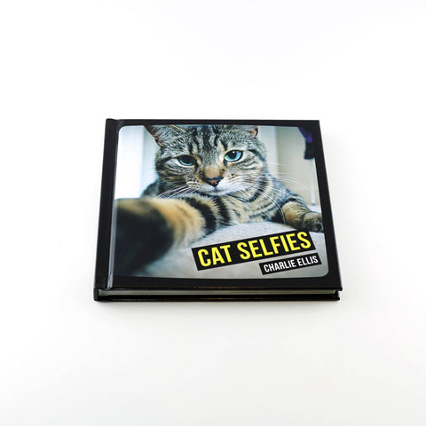 Cat Selfies Book By Charles Ellis