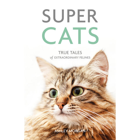 London Cat Cafe - Book - Super Cats